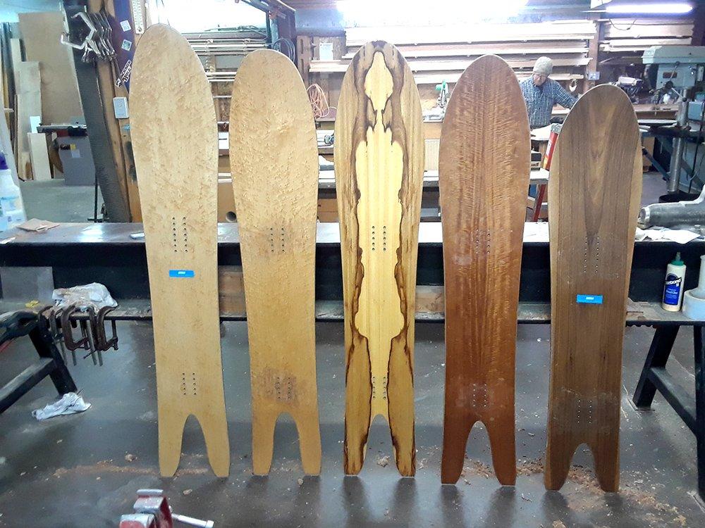 Mike Parris Igneous Snowboards