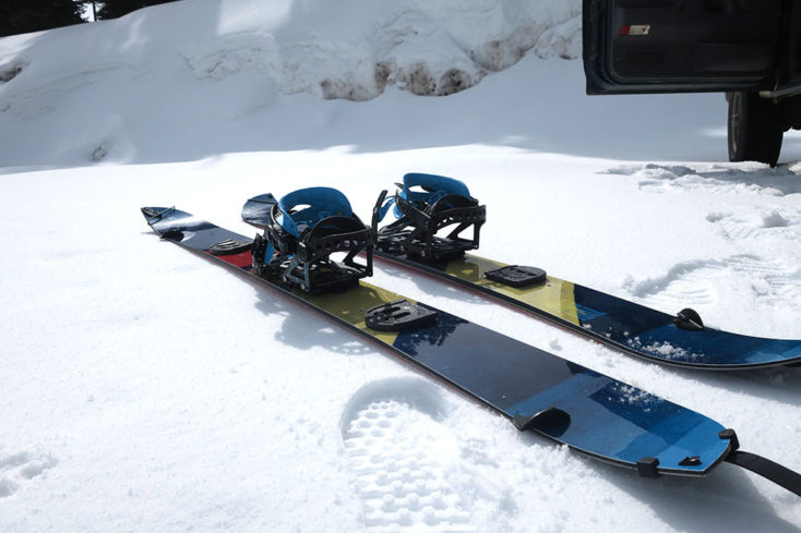Signal Splitboard Review