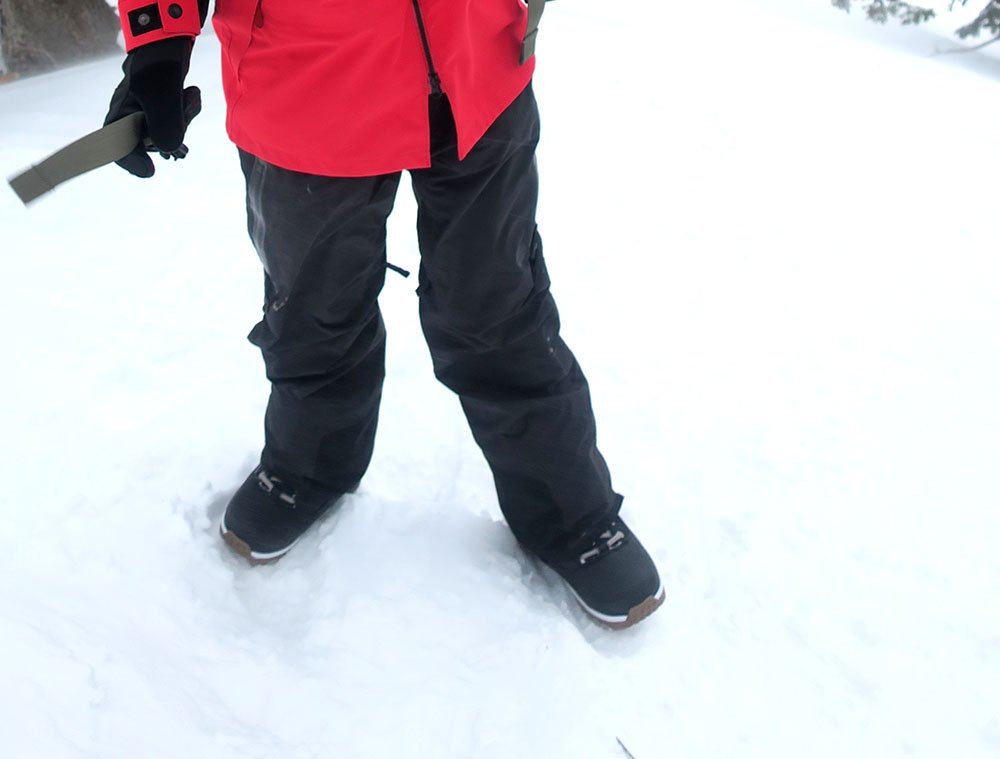 Vans Sequal Laces Snowboard Boot Review