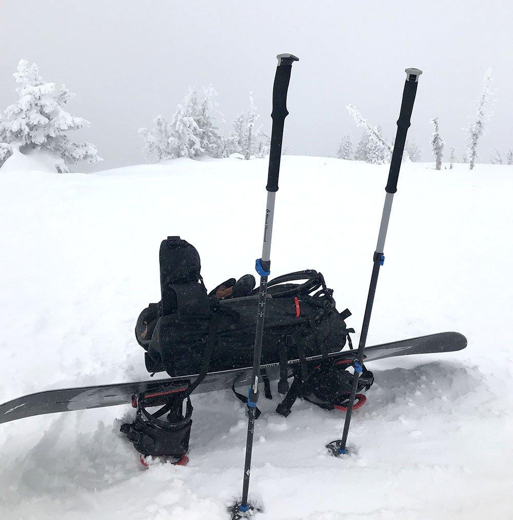 Black Diamond Expedition 3 Poles