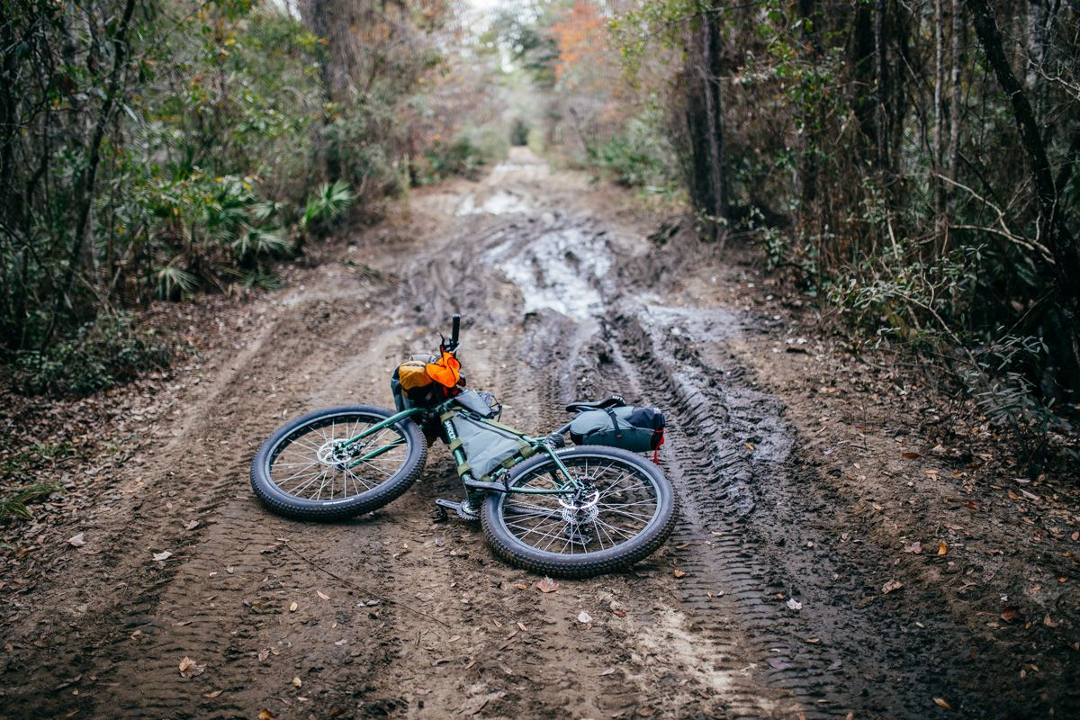 MTB Trail Etiquette Mud Season