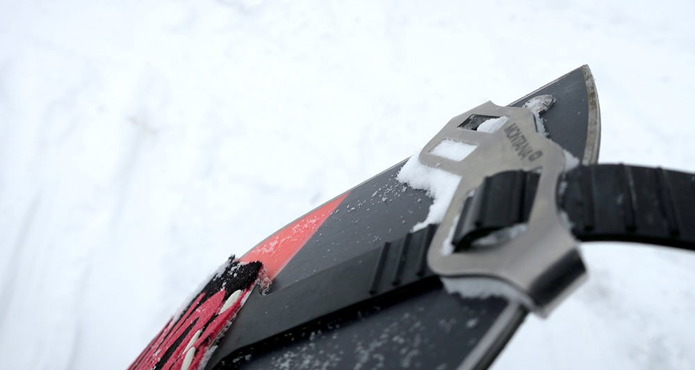 Montana International Splitboard Tail Clip