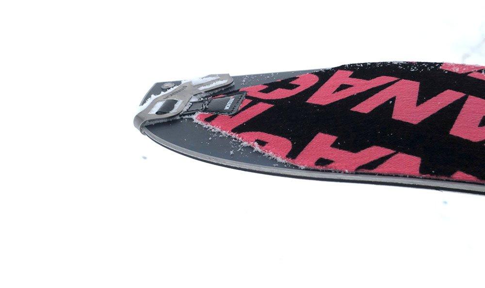 splitboard skins