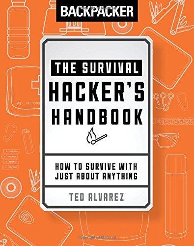 Backpacker The Survival Hackers Handbook Book