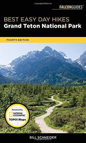 Best Easy Day Hikes Grand Teton National Park Book