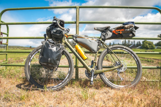 Everything You Need to Get Started Bikepacking