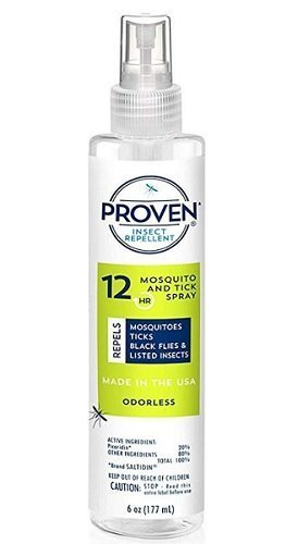 Proven 12 HR Insect Repellent Spray