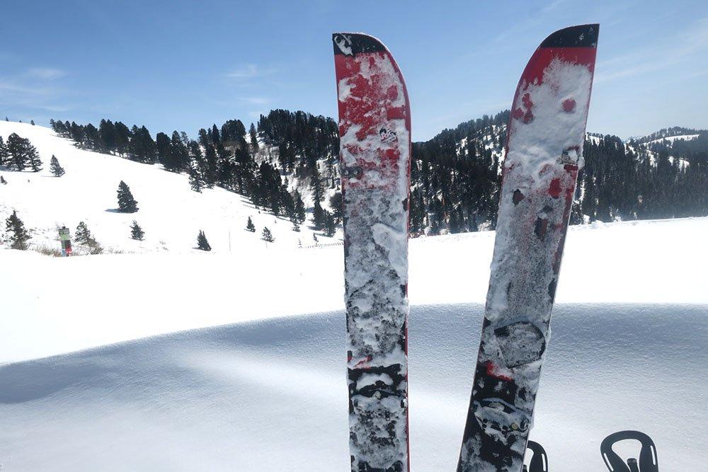 Rome Tramline Splitboard Review