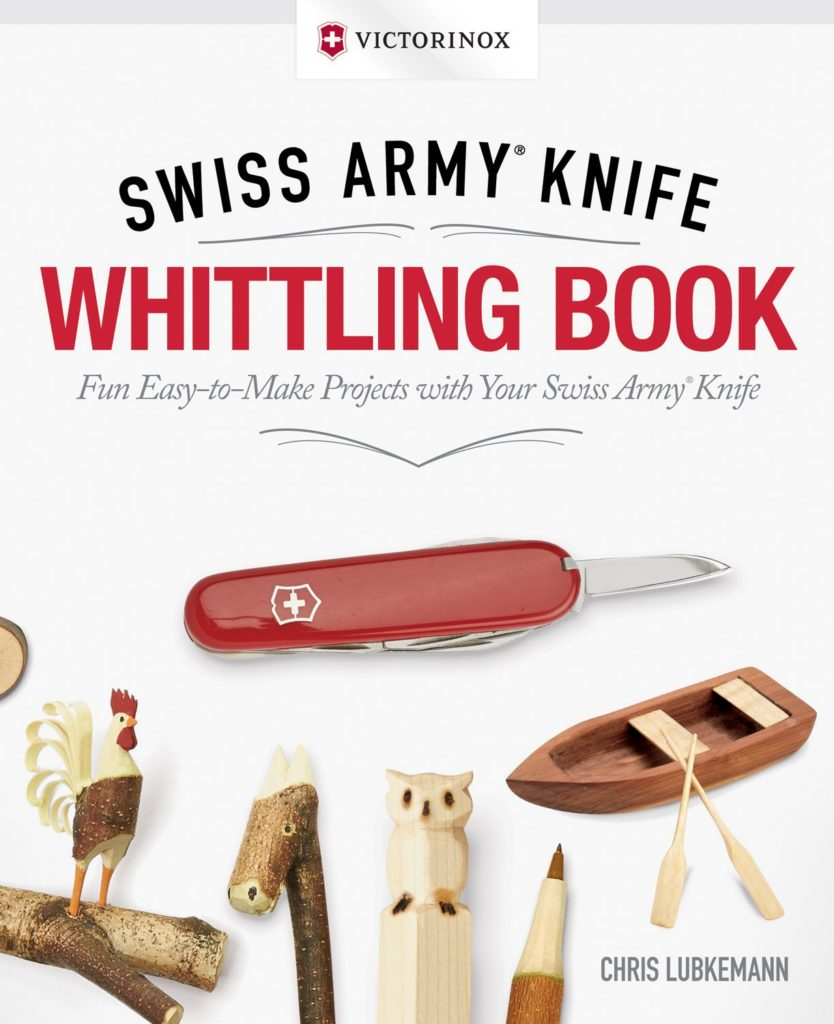 Victorinox Swiss Army Whittler Book
