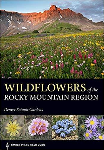 Wildflowers of the Rocky Mountain Region Book