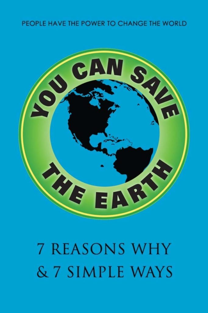 You Can Save the Earth Book
