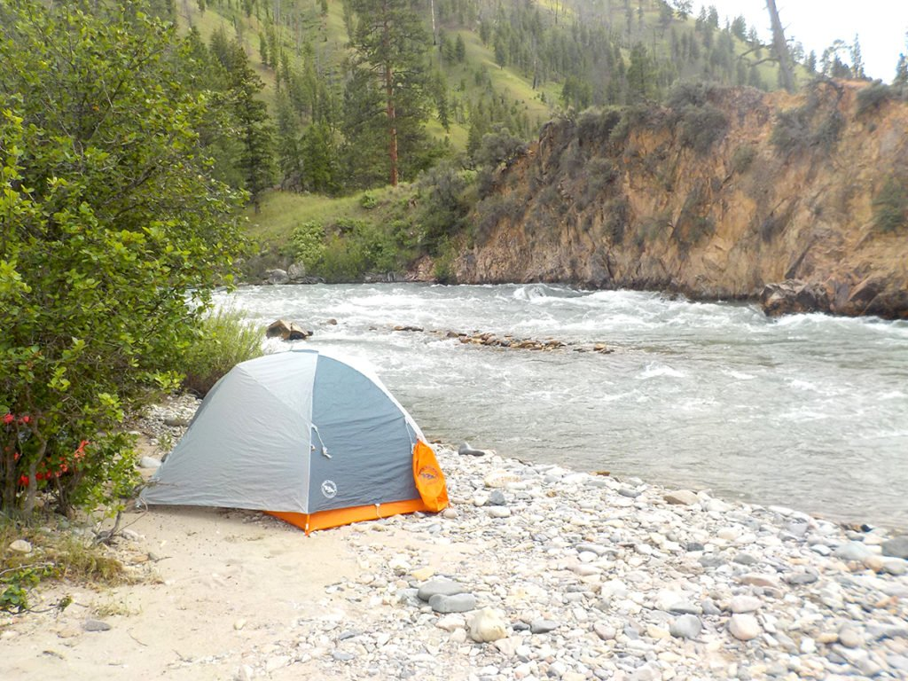 Big Agnes Frying Pan Sl2 Tent Review Mountain Weekly News