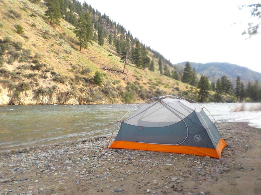 Big Agnes Frying Pant Tent Review