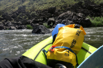 Sea to Summit Hydraulic Dry Pack 65L Review