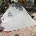 MSR Carbon Reflex Ultralight 1 Person Tent Review