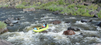 The Alpacka Raft vs AIRE BAKraft Expedition Packraft