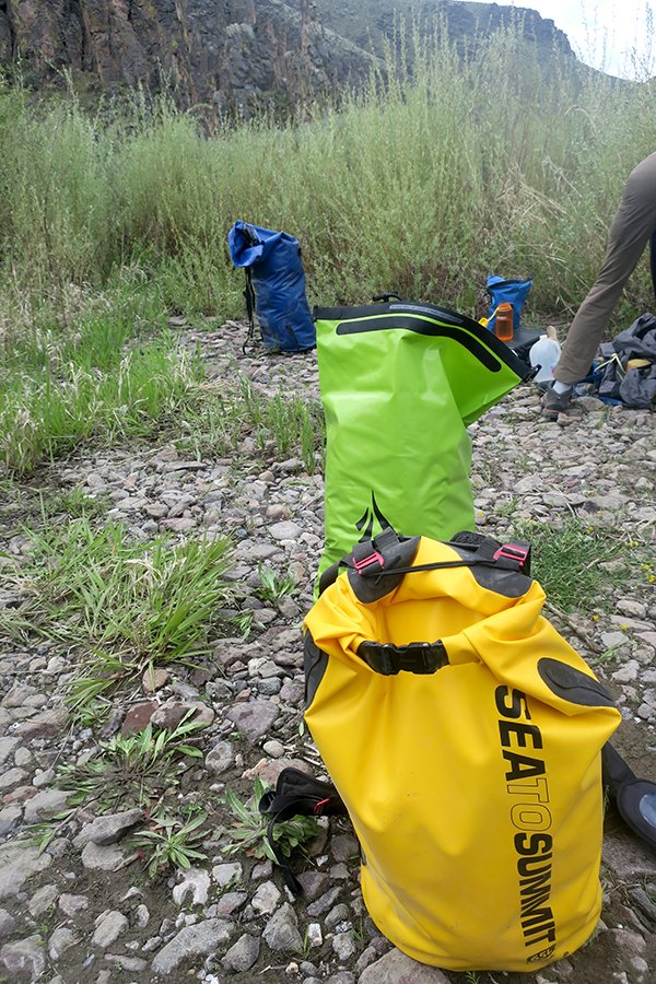Sea to Summit River Bags