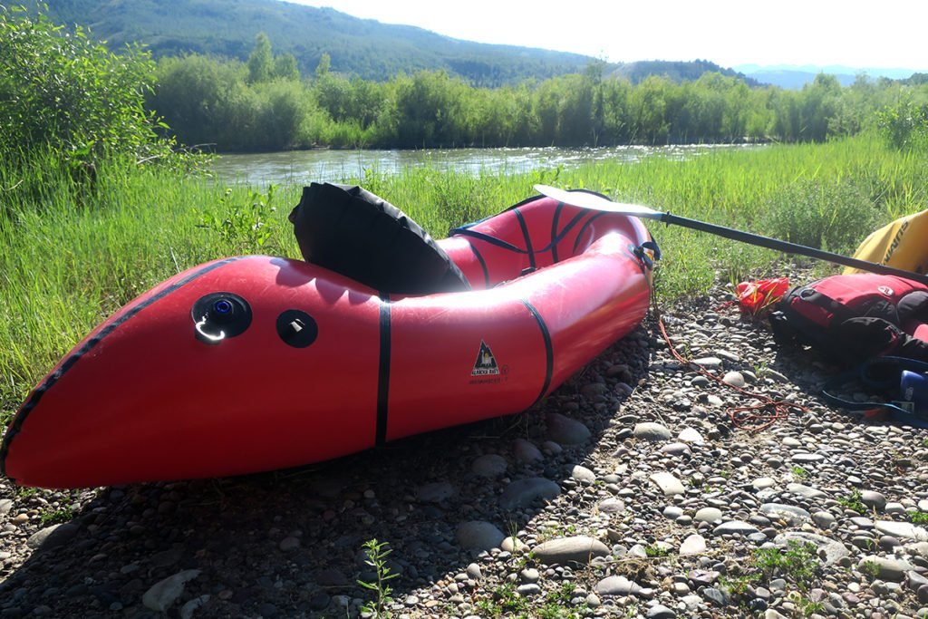 Snake River Alpacka Raft