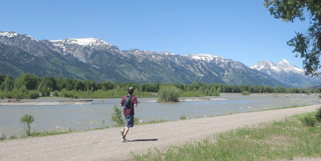 The North Face Flight RKT Shoe Emily Stevens Jackson WY Trail