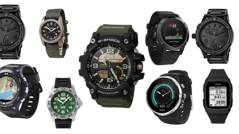 Outdoor Watches for Adventures