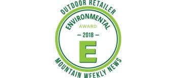 Outdoor Retailer Environmental Friendly Product Award Winners
