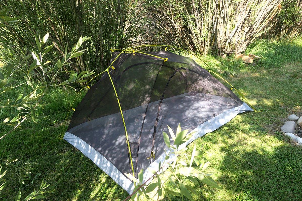 L.L. Bean Microlight 2 Person UL Tent Review