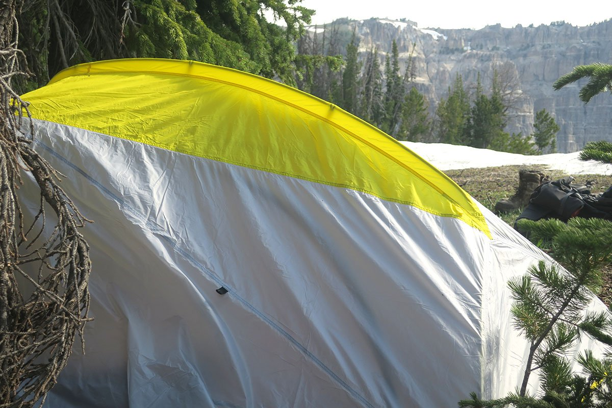 L.L. Bean Microlight UL 2-Person Tent