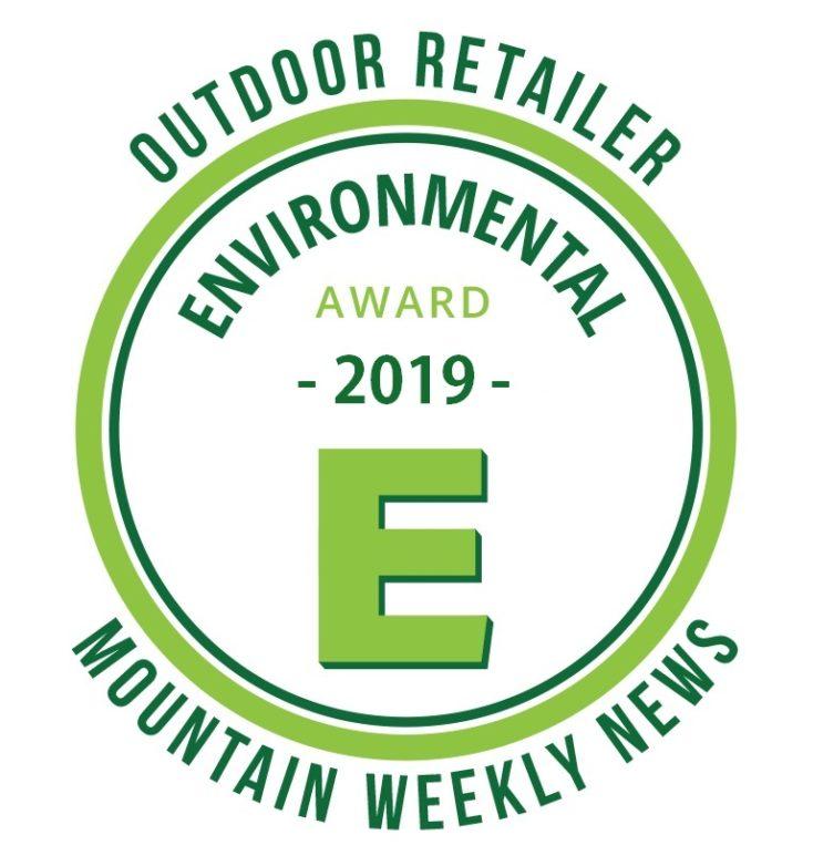 Outdoor Retailer 2019 Environmental Friendly Product Award Winners