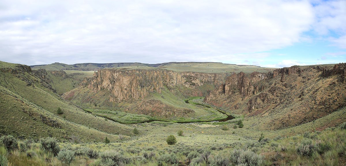 Owyhee River Canyonlands