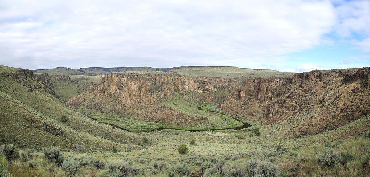 Owyhee River Canyonlands