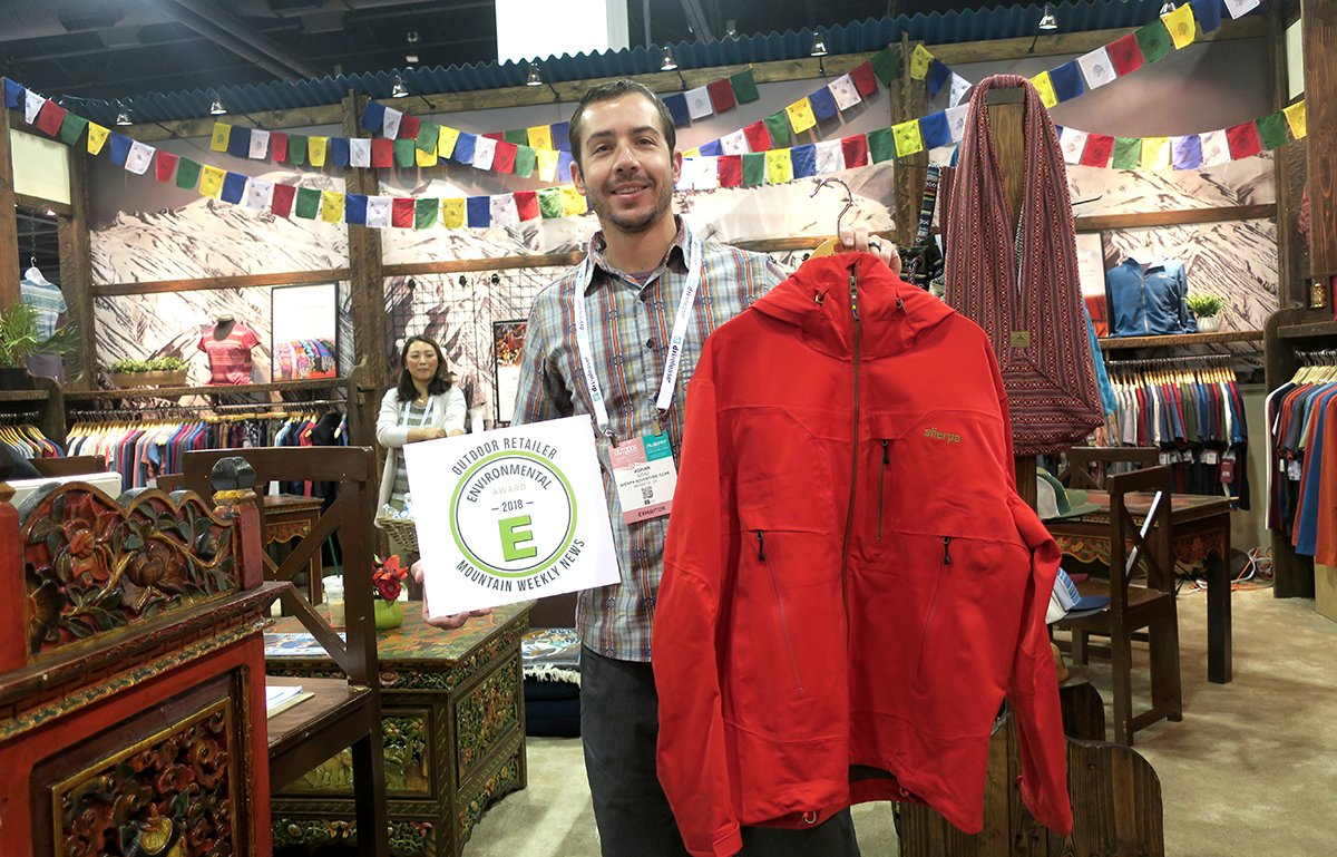 Lapka Jacket Shepra Adventure Gear