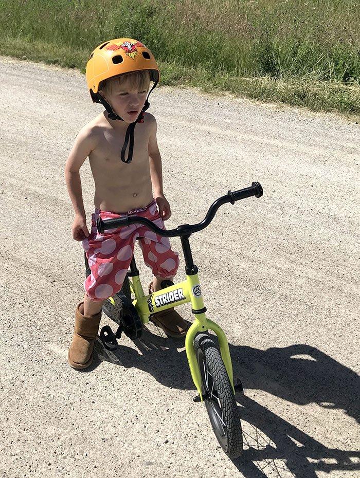 Strider 14x Sport Bike Rider