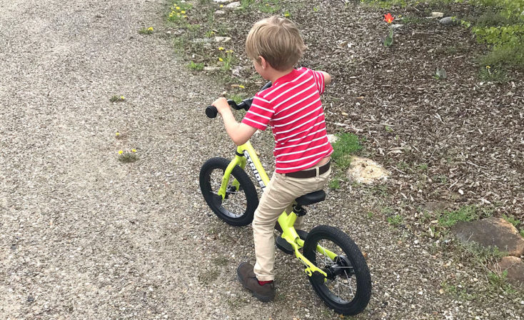 If You Got a Kid, You Need a Strider