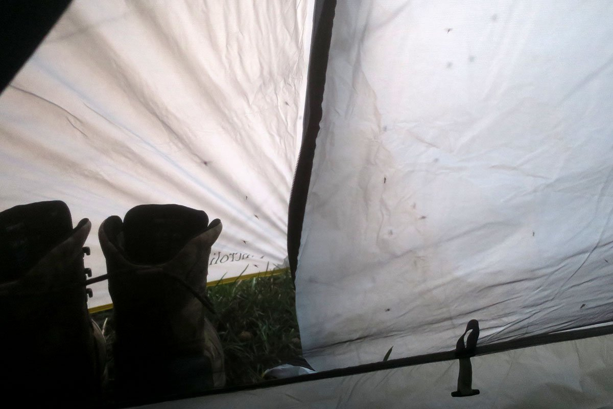 Tent Mosquito Rain Fly for Camping