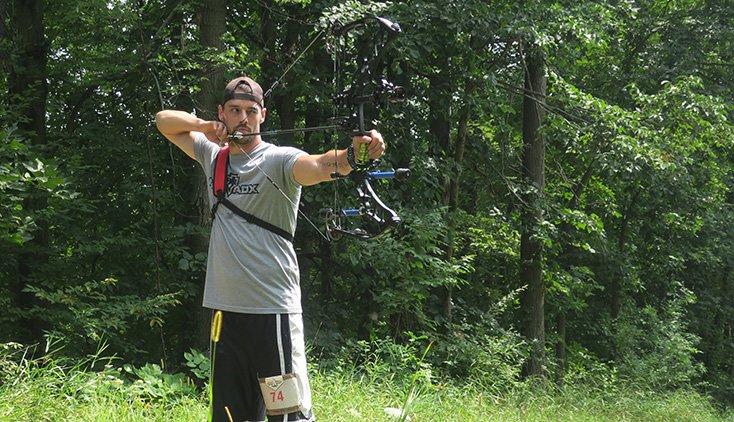 Brandon Shultz Red Bull Archers Paradox