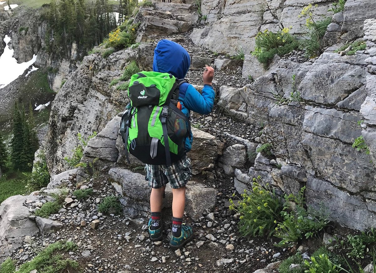 Deuter Climber 22L Kids Backpack Review
