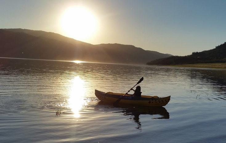 Palisades Lake Idaho – Three Rivers Converge