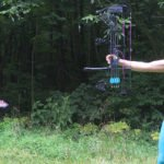 Trail Running and Shooting Bows at Red Bull's Archery Challenge