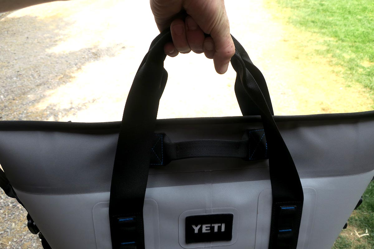 YETI Cooler Grocery