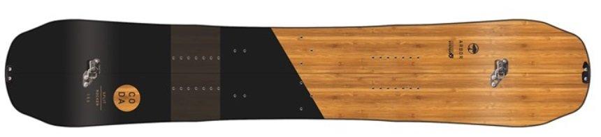 2019 Arbor Coda Splitboard
