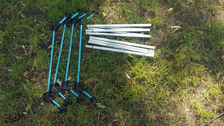 Big Agnes Cot Poles