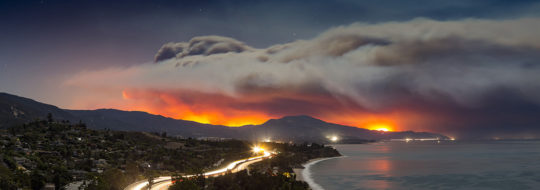 Mega-Fires in the West
