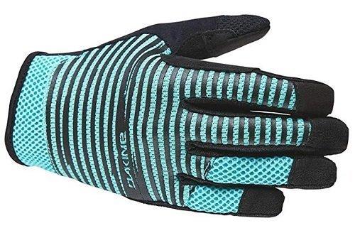 Blue Mens Bike Glove for MTB