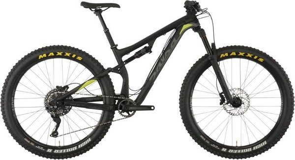 Salsa Pony Rustler Carbon SLX 27.5+ Bike