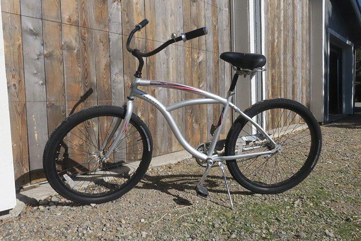 Beach Cruiser Bike in Wyoming