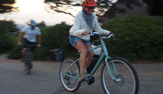 Electric Bikes for Exercise, WHY Electric Bikes Fit Into Athlete's Lives