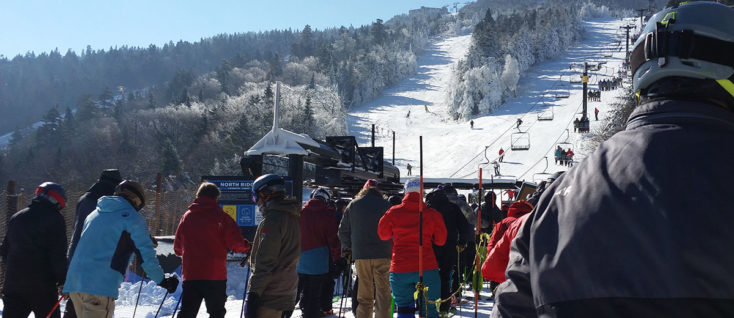 Killington Opening Day 2018