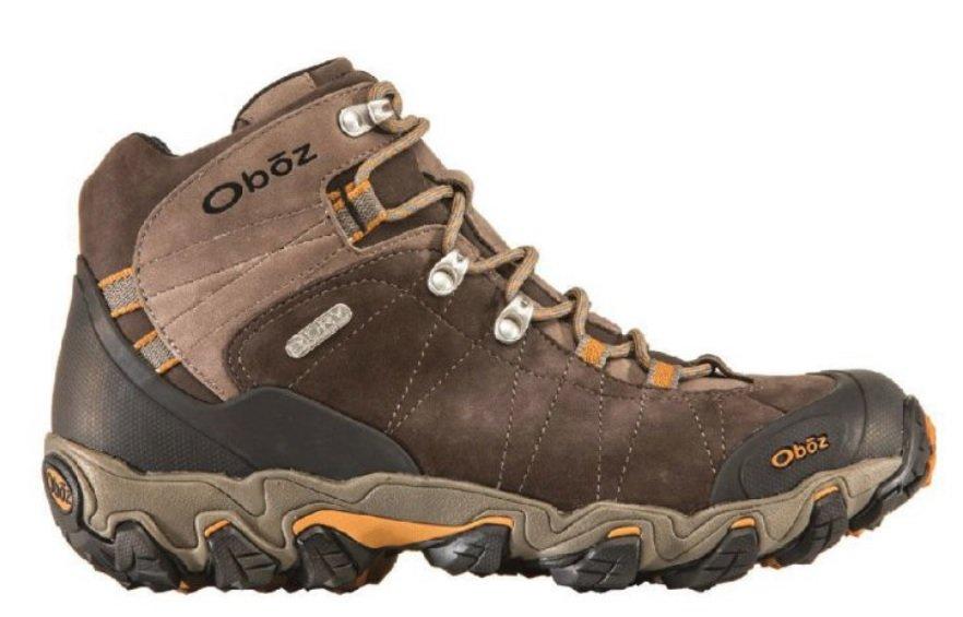Hiking Boots - Oboz Men's Bridger Mid Waterproof