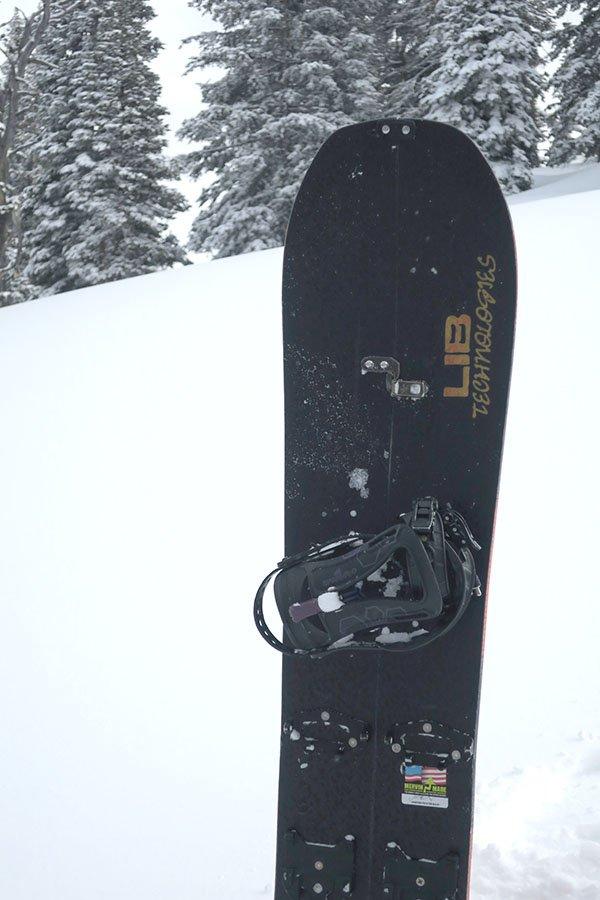 2019 Lib Tech Splitboard Teton Pass