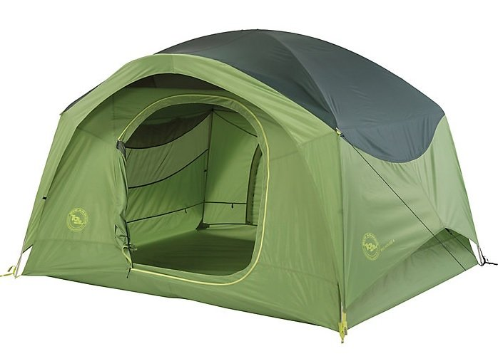 Big Agnes Big House 4 Family Camping Tent